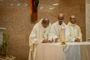 Final Vows of Fr. Ikechukwu Peter Chidolue, SJ and Fr. Chikere Ugwanyi, SJ
