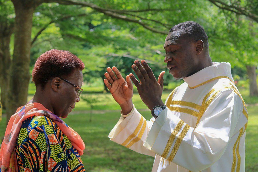 Diaconate Ordination of Evans Appiah, SJ