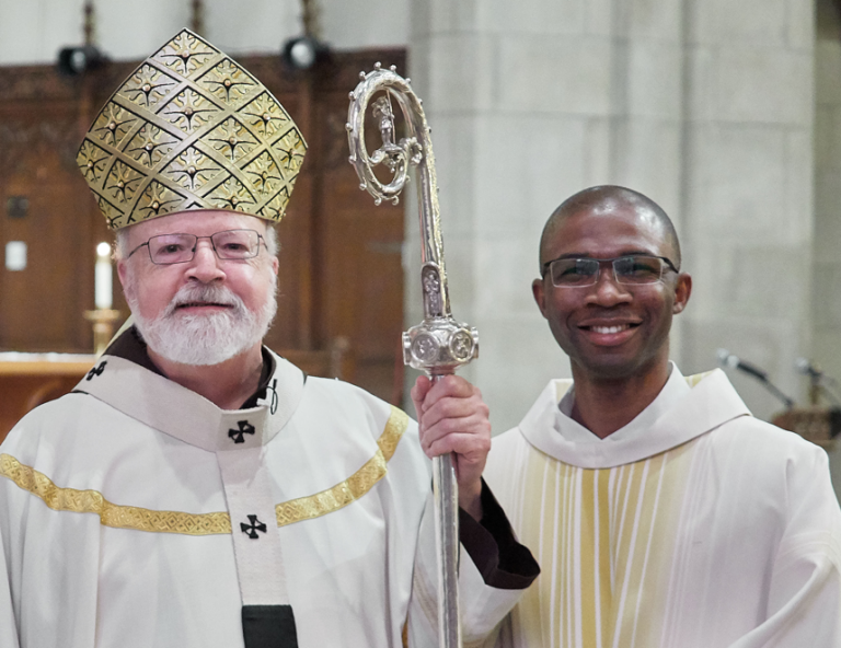 Fr. Reginald Nwakolobi, SJ priestly Ordination