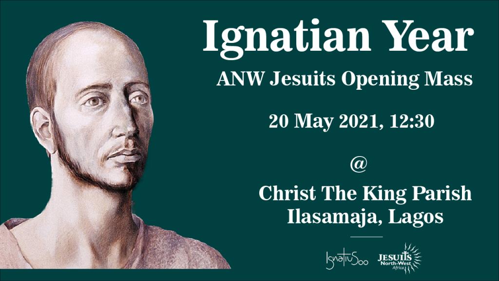 2021 - Ignatian Year_ANW Jesuit Opening Mass