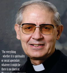Jesuits Mourn former Superior General, Fr. Adolfo Nicolas, S.J.