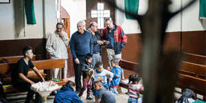 Fr Arturo Soso SJ visits works of the Society of Jesus in Guatemala